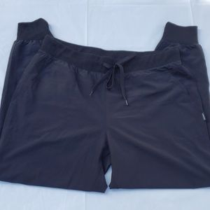 Jockey joggers or swishy pants, new without tags
